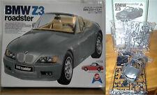 AUTO KIT BMW Z3 ROADSTER 1/24 SPORTS CAR MODELLISMO (leggi descrizione)
