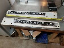 Ih Hood Side Panels For International Tractor. Both right and left