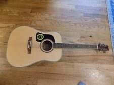Washburn D10SLH Left-Handed acoustic guitar new!!