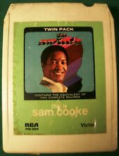 8 Track-Sam Cooke-This is-Refurbished, new pressure pads & sensing foil TESTED