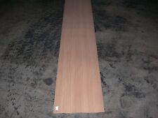 White Oak Wood Sheet Veneer. 19 x 100, 1 Sheets.