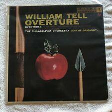 Rossini William Tell Overture Eugene Ormandy Philadelphia Orchestra