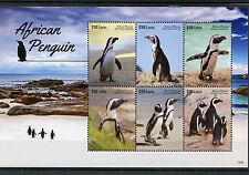 Liberian Sheet Bird Postal Stamps