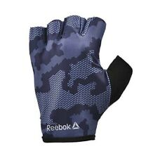 Reebok Women's Fitness Gloves Gym Weight Lifting Training Exercise Camouflage