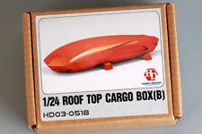 Hobby Design 1/24 Roof Top Cargo Box #B