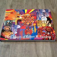 *Autographed* The Collages of Robert M. Swedroe (2002 Hardcover)