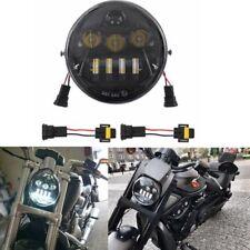LED Headlight For Harley Davidson VRSCA V-Rod VRod muscle Screamin' Eagle street
