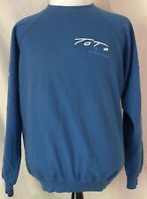 Toto 1987 Fahrenheit Europe Tour Crew Sweatshirt Size XL