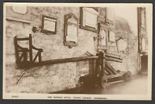 Postcard Leominster Herefordshire the Ducking Stool in Priory Church torture RP