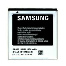 Samsung Galaxy S S1 Battery EB575152VU GT-I9000 I9001 I9003 1500 mAh