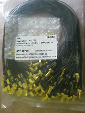 WELLSHOW BD285WS130624-02 RPSMA(M) to 1.37(BK) to SMA(F)  LOT OF 50