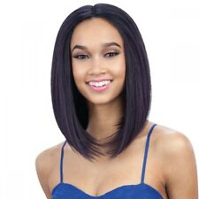 Freetress Synthetic Equal Deep Invisible L Part Lace Front Hair Wig KISS BLOSSOM