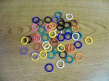 Spiral Plastic Leg Bands-Sz 11, 11/16in. inside-Pkg 100