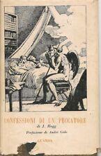 CONFESSIONI DI UN PECCATORE -JAMES HOGG