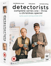 Detectorists: The Complete BBC Series 1 2 3 + Christmas Special Box Set | DVD