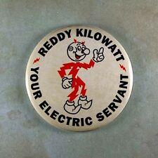 Vintage Style Antiqued Advertising Sign Fridge Magnet 2 1/4