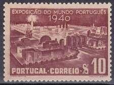 Portugal YT 608 Mi 614 Année 1940 (MH *) (2 Scan )