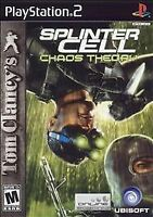 Splinter Cell: Chaos Theory (PlayStation 2, PS2) Disc Only, Tested
