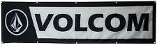 Volcom Flag Skateboard 2x8ft BannerUS Seller