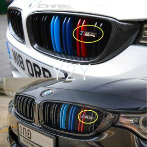 M4 Emblem Front Grill Badge Logo for BMW F32 F33 F36 F82 F83 M4