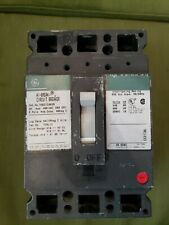 Ge Thed124035 35 Amp 480 Vac 2 Pole (3 Pole Frame) Circuit Breaker