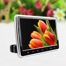10.1 Pollici HD SCHERMO TFT LCD AUTO POGGIATESTA CONTROLLO HDMI DVD/USB/SD