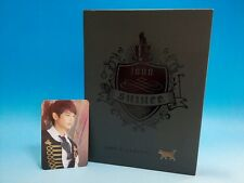 CD+DVD SHINee 1000nen Years zutto sobani ite JAPAN Limited Minho Photo card