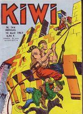 KIWI N°144 LUG