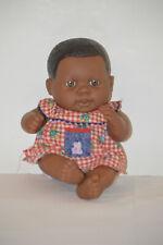 "Cotiplas 16"" Baby Doll Original Clothes CUTTIE African American Rare"