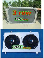radiator FOR NISSAN PATROL GQ SAFARI 2.8 4.2LT DIESEL Y60 3LT PETROL+FAN+Shroud