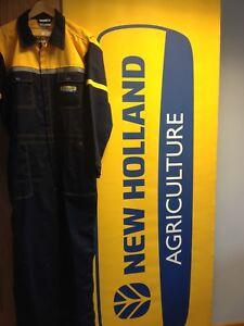 New Holland Branded - Adult Boilersuit / Overalls
