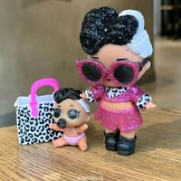 LOL Surprise Bling Series 1 DOLLFACE & LiL Dollface Glam Glitter Gift