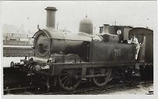 RAILWAY ENGINE : '0-4-2 Tank Engine 535  at Swindon Junction RP