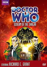 TV-Doctor Who: Scream Of The Shalka  DVD NEW