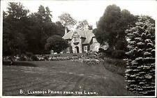 Llandogo Priory from the Lawn # B.