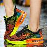 Herren Damenschuhe Laufschuhe Atmungsaktiv Mesh Running Shoes Sneaker Gr.35-45