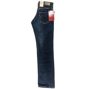 Levi's 524 Women's Vintage Straight Jeans (UK Size 08, 26W / 32L)
