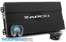 ZAPCO ST-1350XM II CAR MONOBLOCK 1350W RMS CLASS D SUBWOOFERS BASS AMPLIFIER NEW