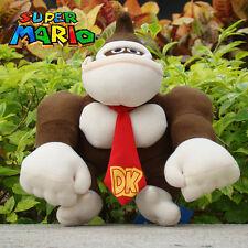 "Super Mario Bros Donkey Kong 9"" Plush Toy Cute King Kong Stuffed Doll Nintendo"