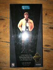 Sideshow héroes de la rebelión Luke Skywalker Exclusivo Rebel héroe: Yavin afssc 1043