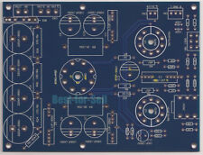 Tube 6080/6AS7 output Headphone Amplifier Stereo PCB !
