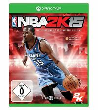 Nba 2k15 Import allemand Jeu Xbox One