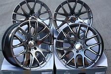 "ALLOY WHEELS X 4 18"" HB CS LITE FOR BMW 1 3 SERIES E36 E46 E90 E91 E92 Z3 Z4 M12"