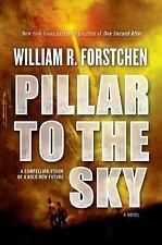 TOR FORGE* 396 Pages WILLIAM R FORSTCHEN Novel PILLAR TO THE SKY Hardcover Book