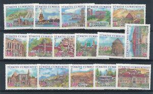 [15784] Turkey 2006 : Good Set of Very Fine MNH Stamps - $37