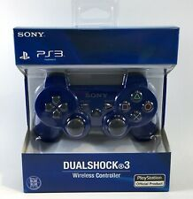 PS3 Controller Wireless BLUE Sony Playstation 3 Sixaxis Dualshock 3 *BRAND NEW*
