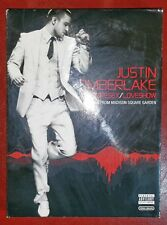 Justin Timberlake-DVD Live From Madison Sq Garden[2 DVD Discs] Free P&P
