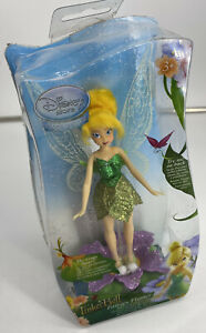 DISNEY STORE EXCLUSIVE TINKER BELL  DOLL FAIRIES FLUTTER DOLL NEW