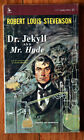 Dr. Jekyll and Mr. Hyde by Robert Louis Stevenson 1964 Vintage Airmont Paperback