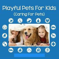 Playful pets caring -- Dog Caring Hobby Friend FAST DELIVERY